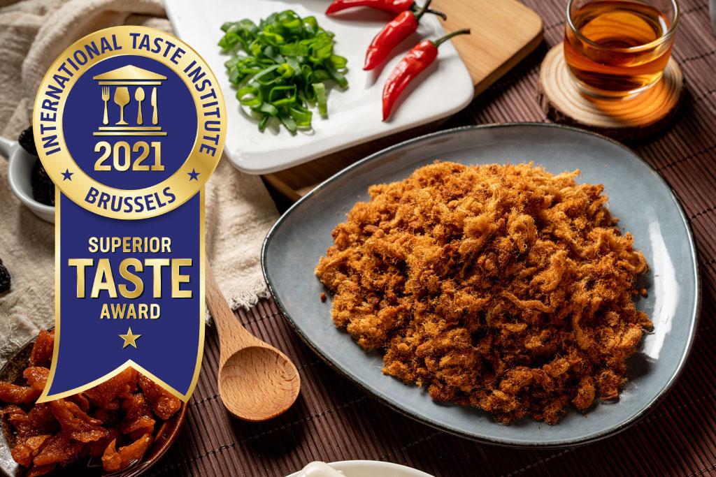 ITQI認證(食品界的米其林、食品界的奧斯卡)